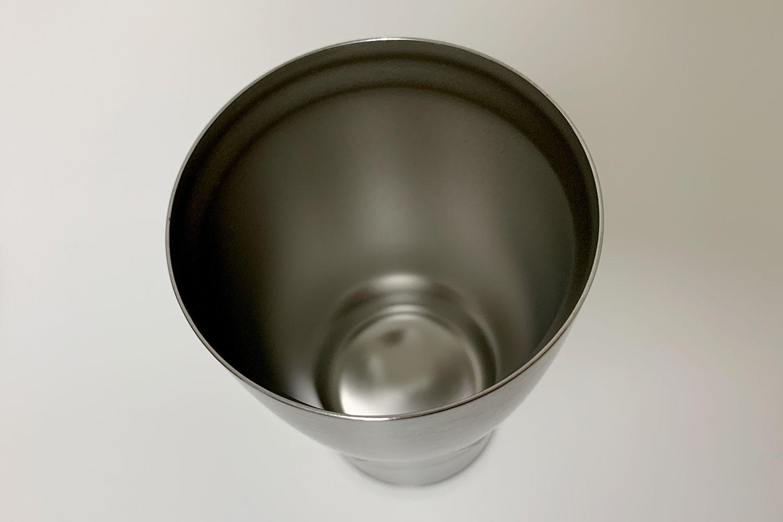 サーモス 真空断熱タンブラー 水滴がつかない