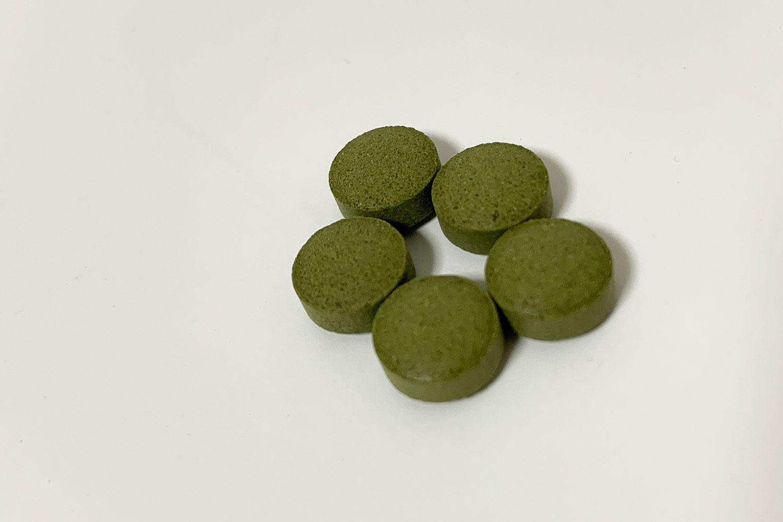 くわの葉タブレット 糖質 吸収 低減